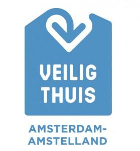 Logo Veilig Thuis Amsterdam-Amstelland